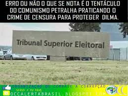 censura do pt
